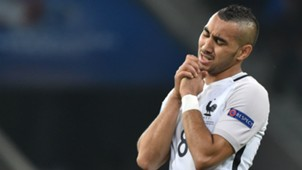 Dimitri Payet Switzerland France UEFA Euro 2016 19062016