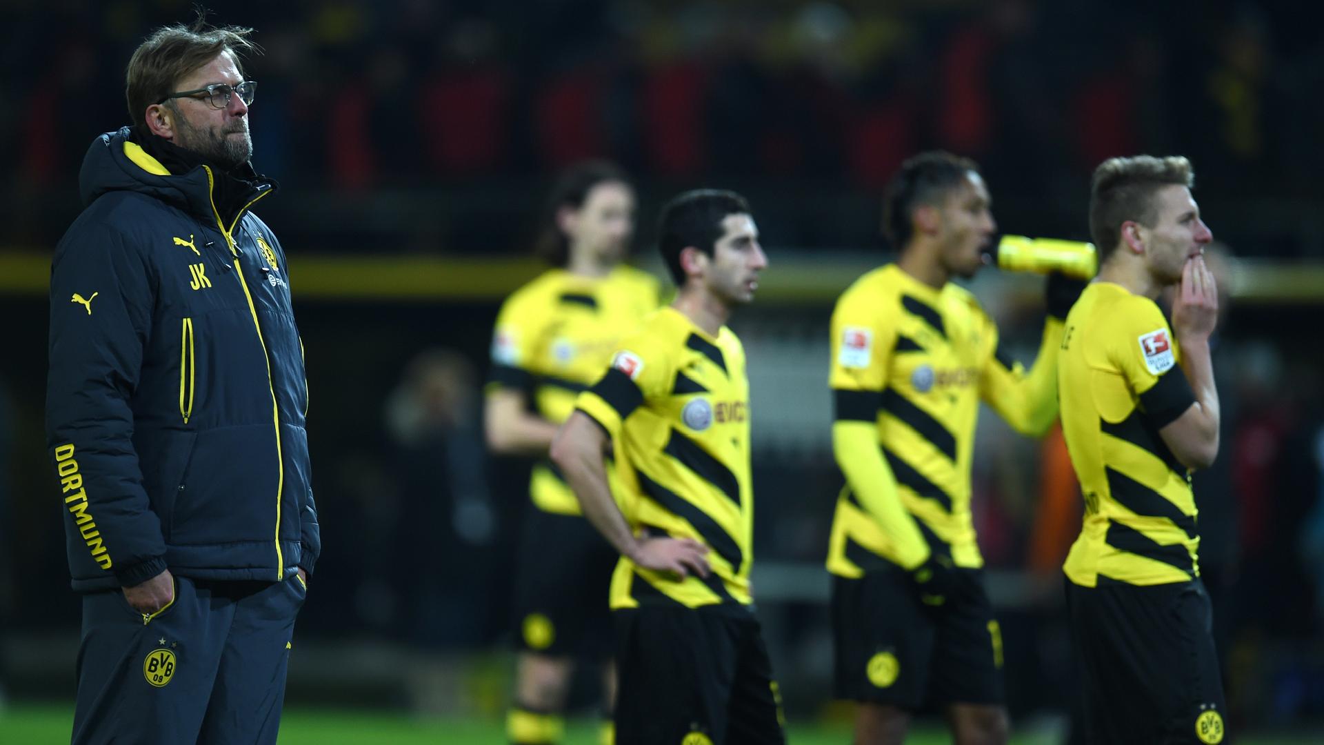 Borussia Dortmund 2014-15