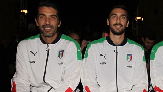 Buffon Astori Italy