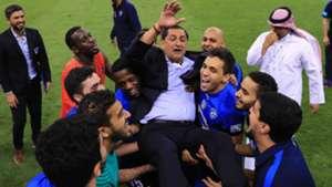 Ramon Diaz campeon Al Hilal