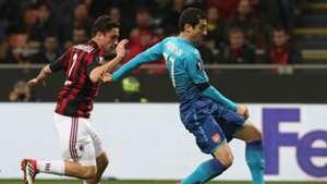 Mkhitaryan Milan Arsenal