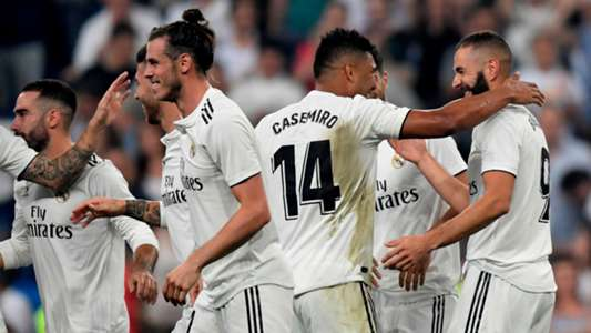 Real Madrid Leganes LaLiga 01092018