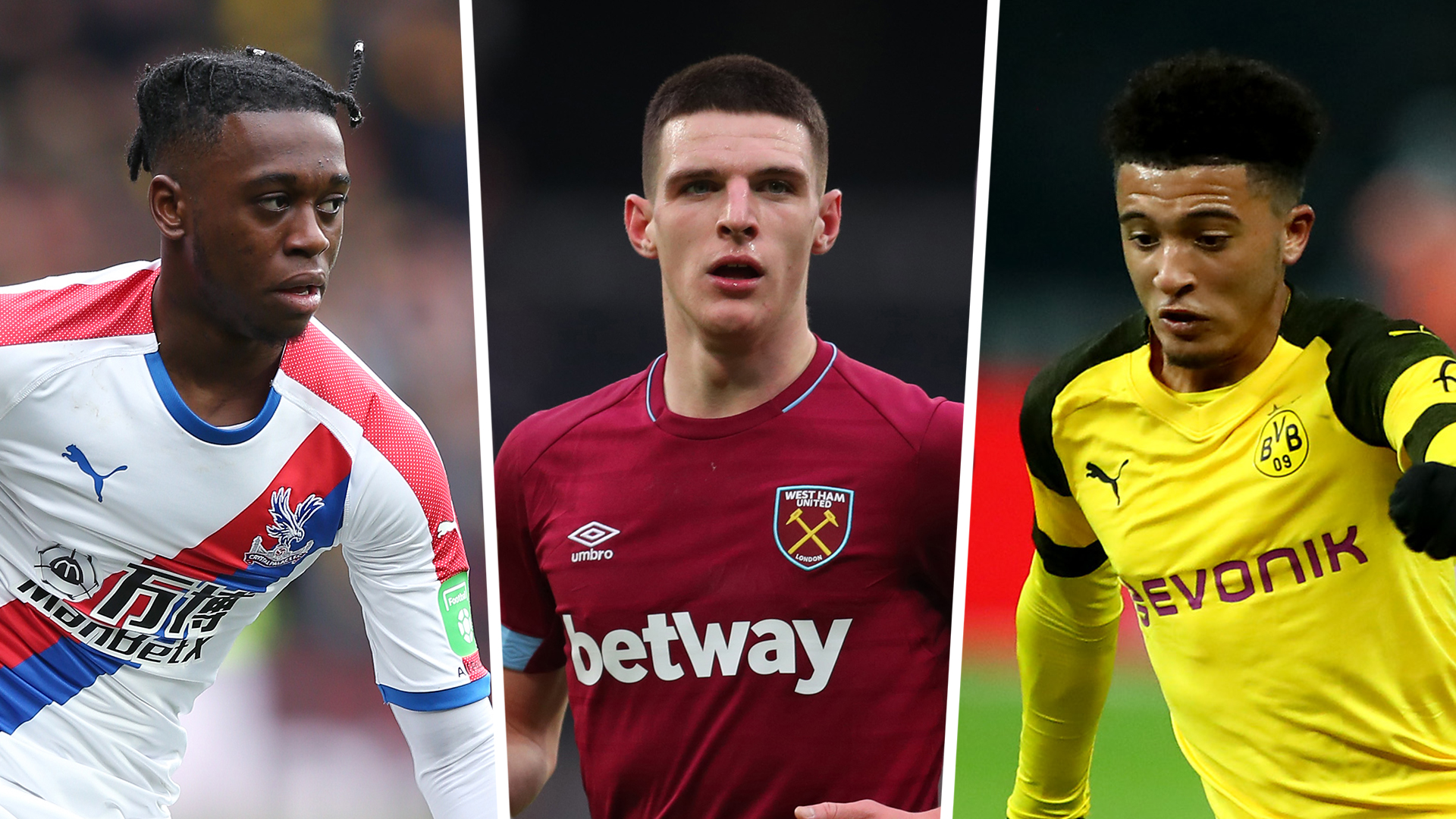 Manchester United 'launch Declan Rice bid'