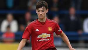 Dylan Levitt Manchester United