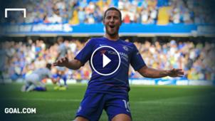 GFX Eden Hazard Chelsea