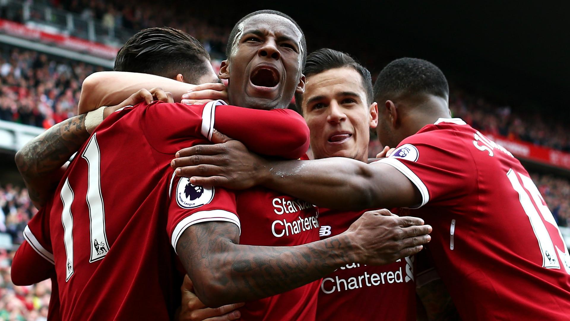 Gini Wijnaldum Liverpool