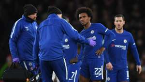 Willian Arsenal Chelsea