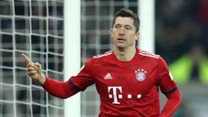 Robert Lewandowski FC Bayern Gladbach
