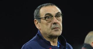 Maurizio Sarri Cagliari Napoli Serie A