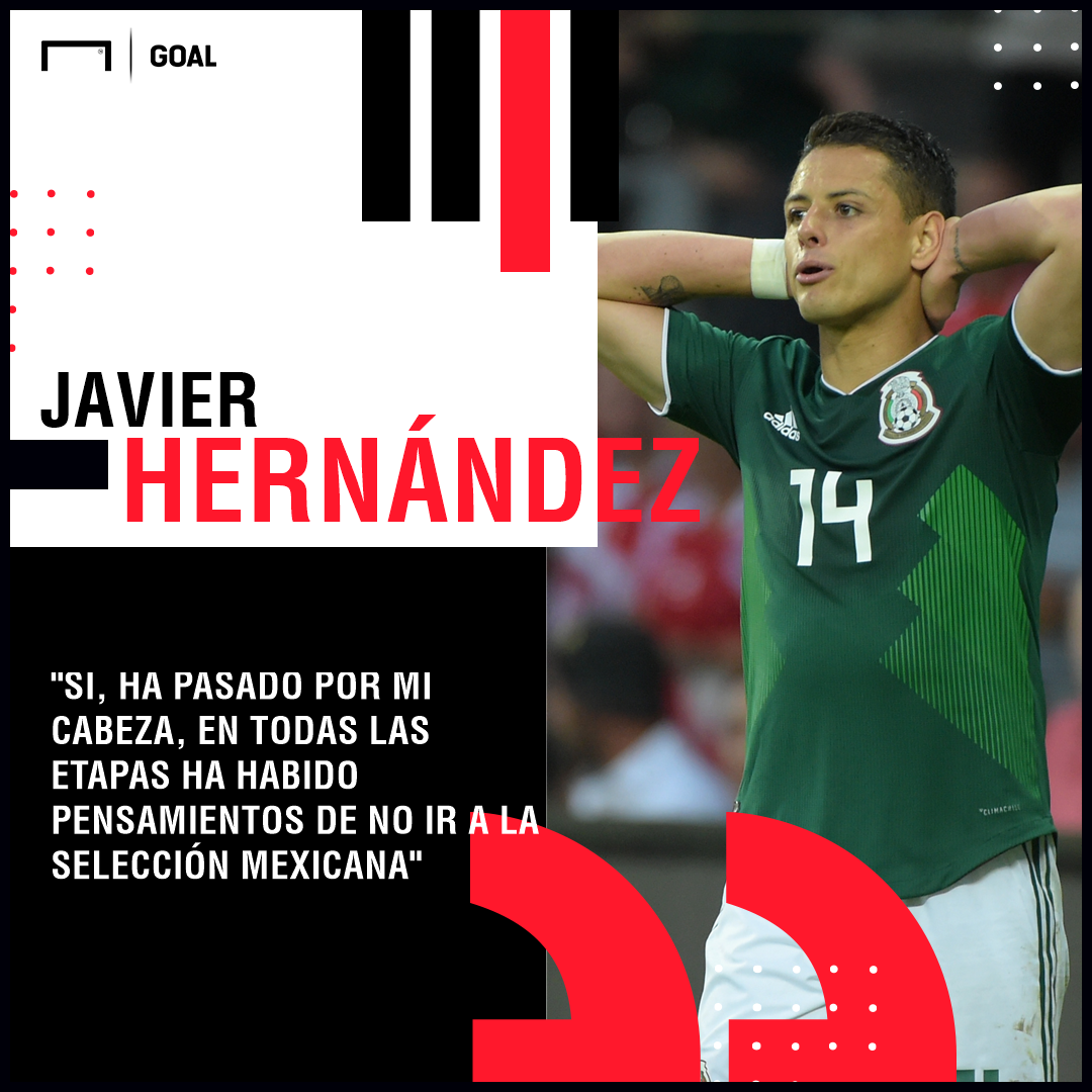 Chicharito quote
