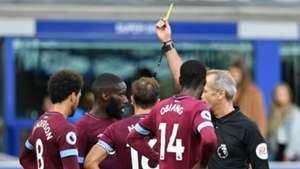 Arthur Masuaku - Everton vs. West Ham