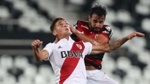 Henrique Dourado Martinez Quarta Flamengo River Plate 28022018 Copa Libertadores
