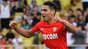 Radamel Falcao Monaco Strasbourg Ligue 1 16092017