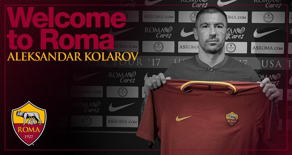 Kolarov AS Roma