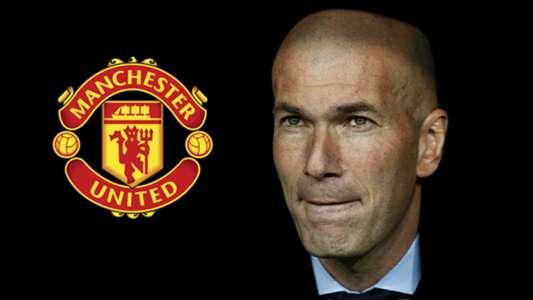 Zinedine Zidane Man Utd