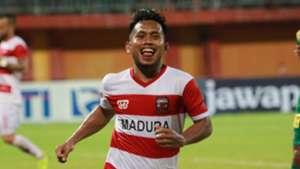 Andik Vermansyah - Madura United