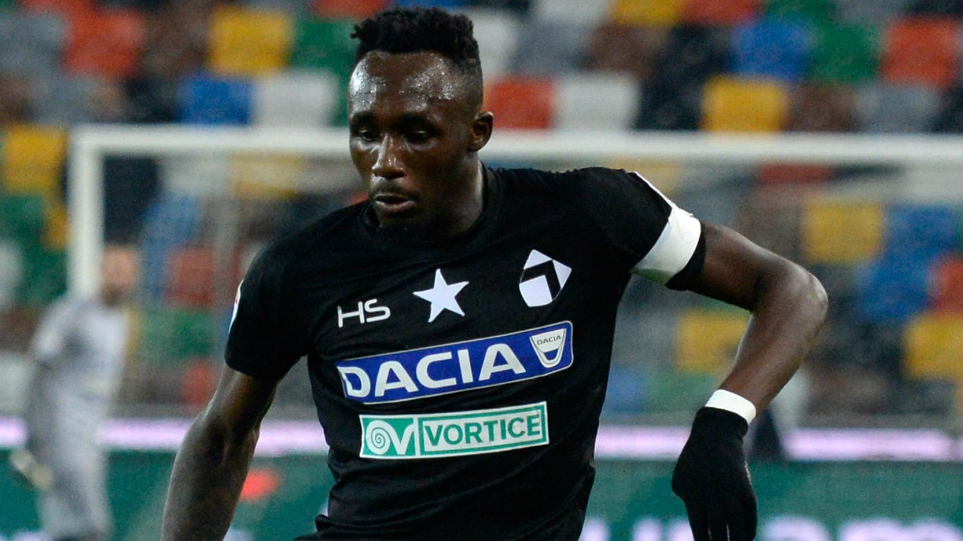 Seko Fofana Udinese Bologna Serie A 05122016