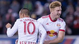 Tim Parker Alejandro Romero Gamarra New York Red Bulls CONCACAF Champions League