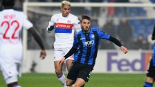 Bryan Cristante Mariano Diaz Atalanta Lione Europa League