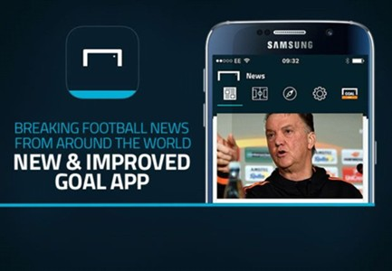 Goal app