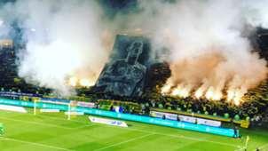 Sala homenaje Nantes Saint-Etienne Ligue 1
