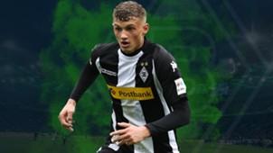 GFX Mickael Cuisance Borussia Monchengladbach