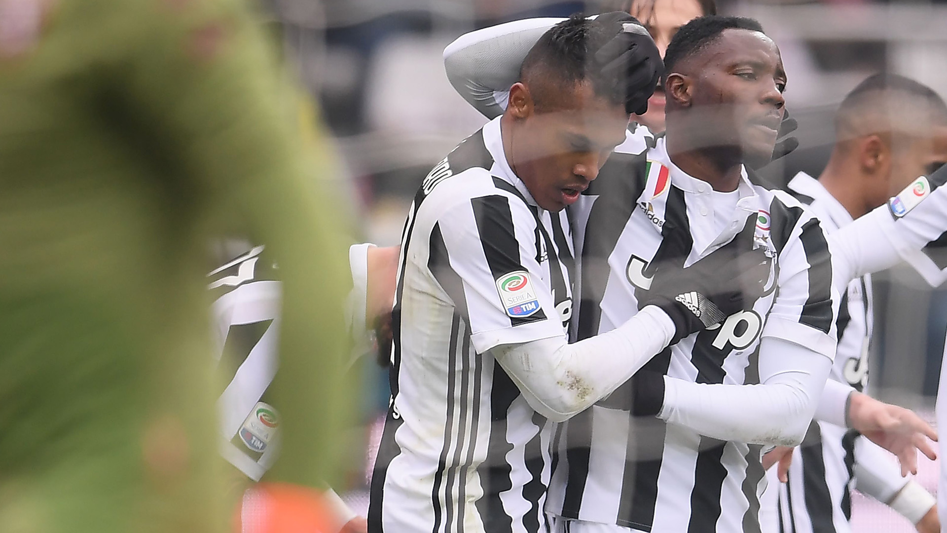 Alex Sandro Torino Juventus Serie A
