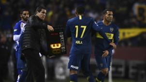 Abila Tevez Boca Alvarado Copa Argentina 32avos de final 01082018