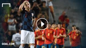 spanien kroatien highlights