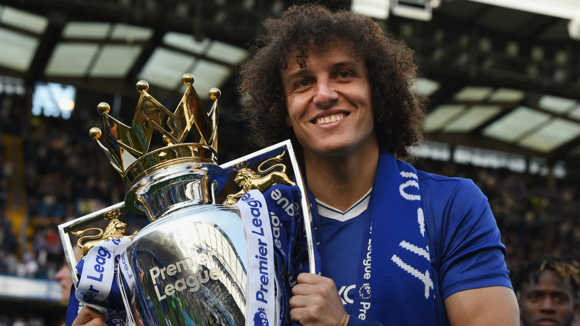 David Luiz Chelsea Premier League