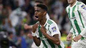 Junior Firpo Real Betis