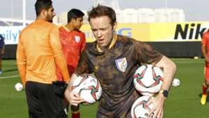 Danny Deigan Sports Scienctist Strength & Conditioning India