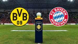 ICC 2018 BVB FC Bayern LIVE-STREAM