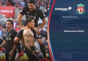 #takemetoAnfield #MalaysiaAirlines