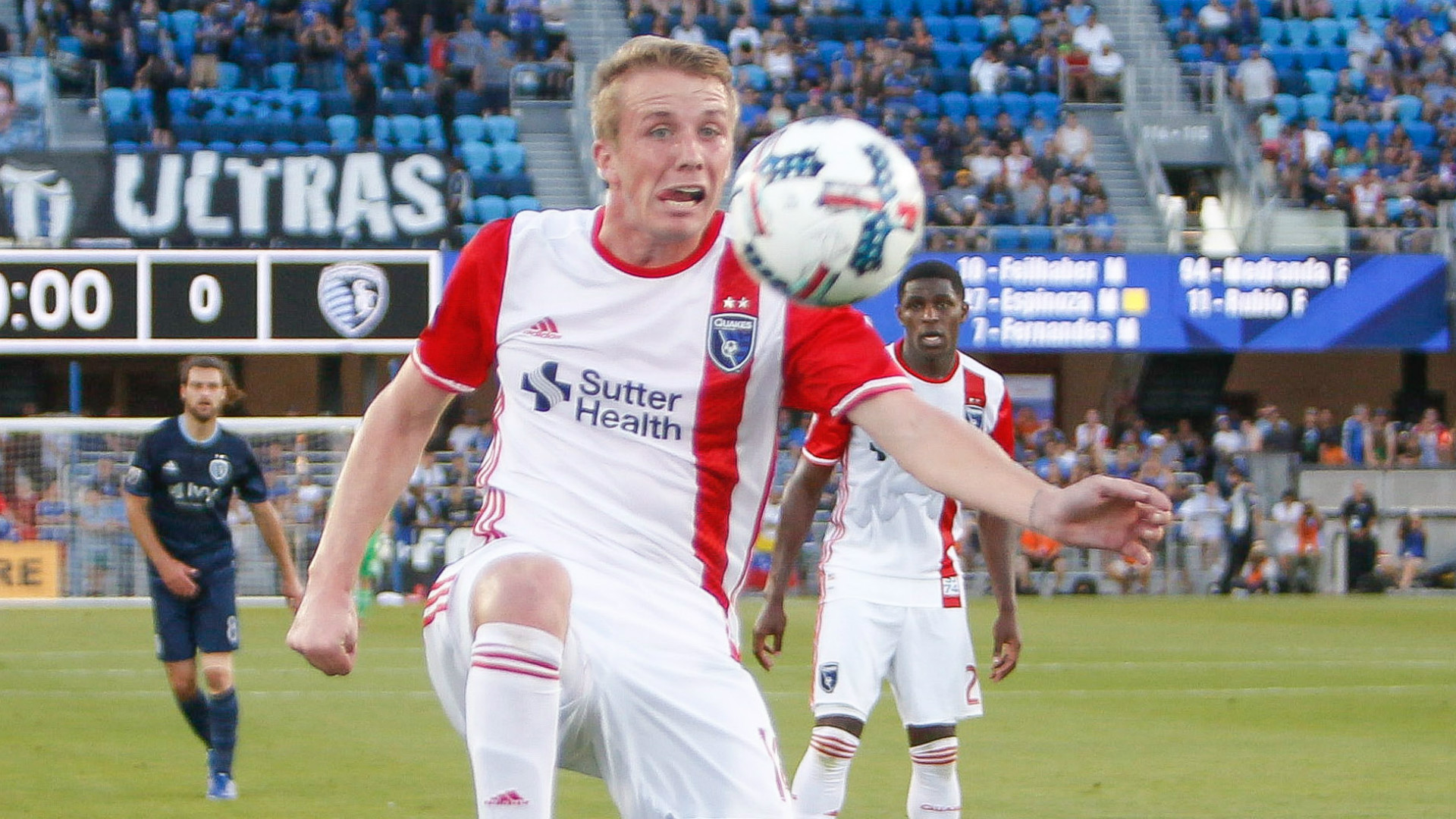 Jackson Yueill San Jose Earthquakes