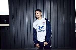 Houssemn Aouar - Lyon shirt 2019-2020