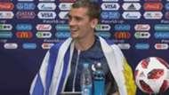 CAPTURA Antoine Griezmann France Uruguay World Cup