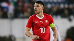 Granit Xhaka Switzerland Panama Friendlies 03272018