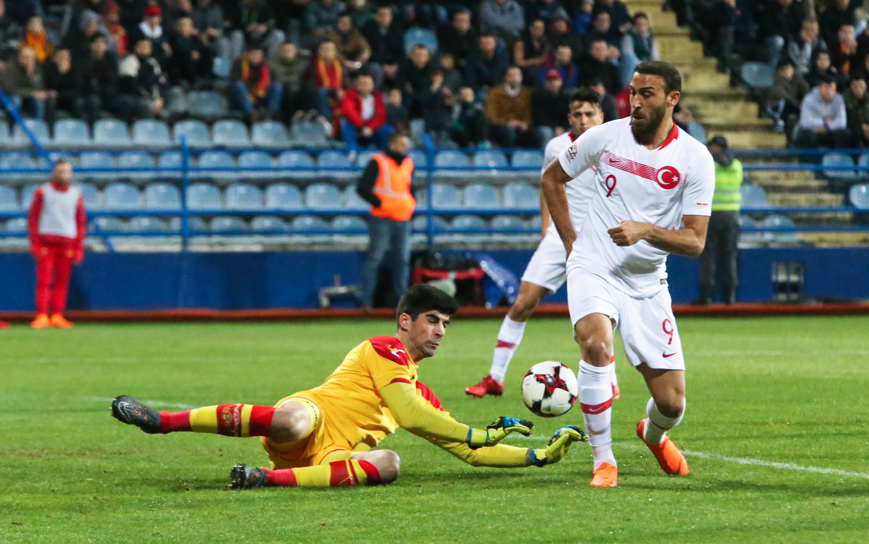 Cenk Tosun Montenegro Turkey 03/27/18
