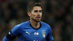 Jorginho Italy 2018