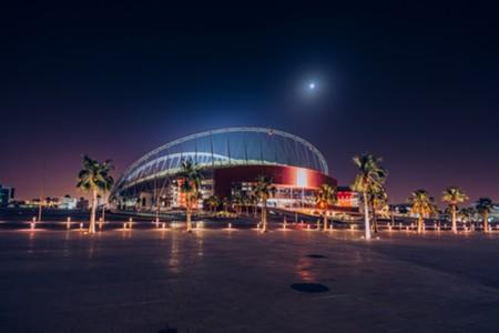 Khalifa Stadium Launch