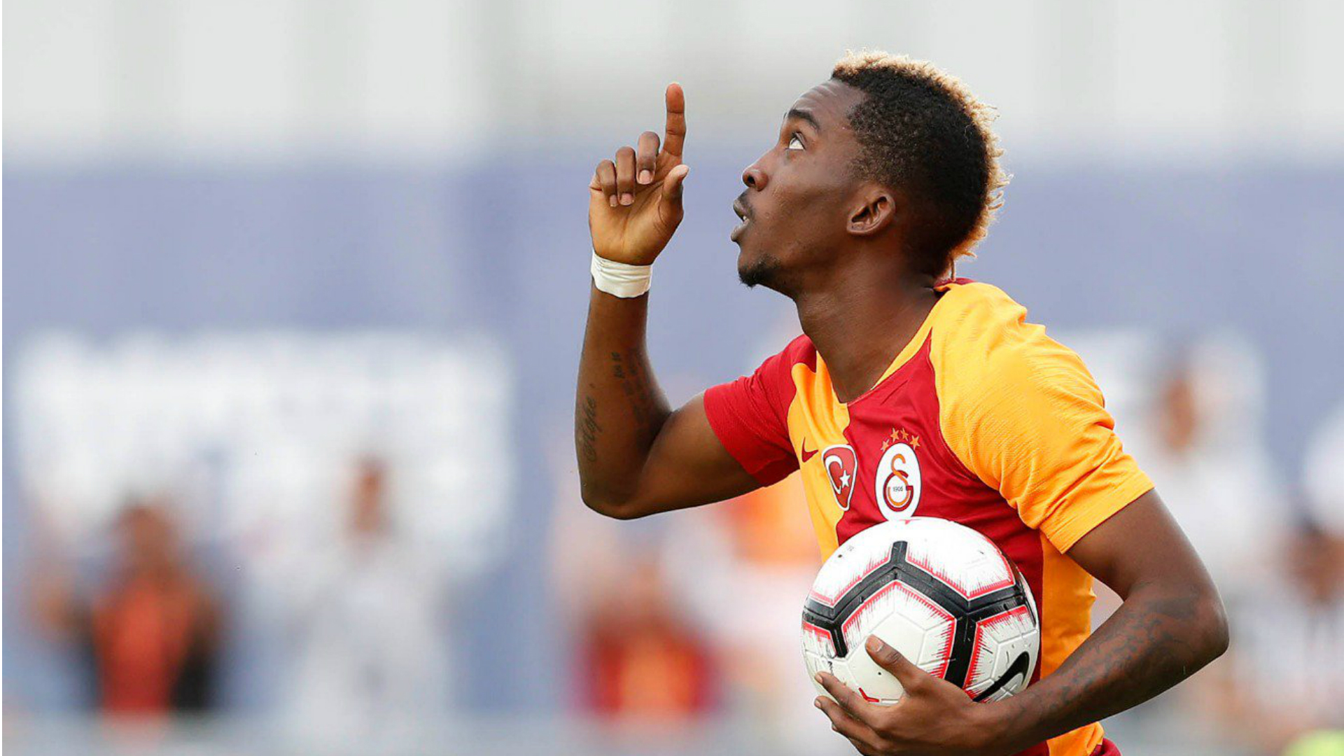 Henry Onyekuru signs 5-year 20 Million Euros Monaco deal
