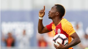 Henry Onyekuru, Galatasary vs Valencia, friendly