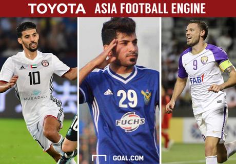 زوار جول يختارون لاعب الأسبوع في آسيا