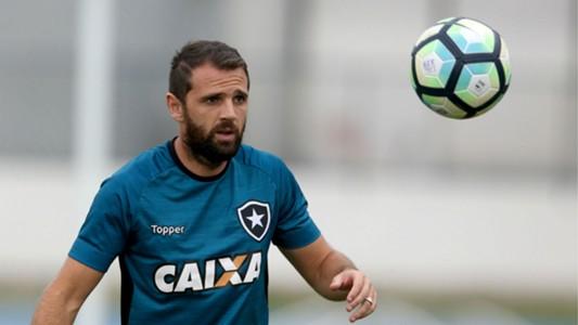 Montillo Botafogo treino 28 06 2017
