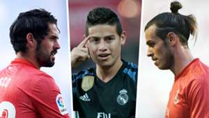 How Real Madrid could make €300m this summer just on backup players