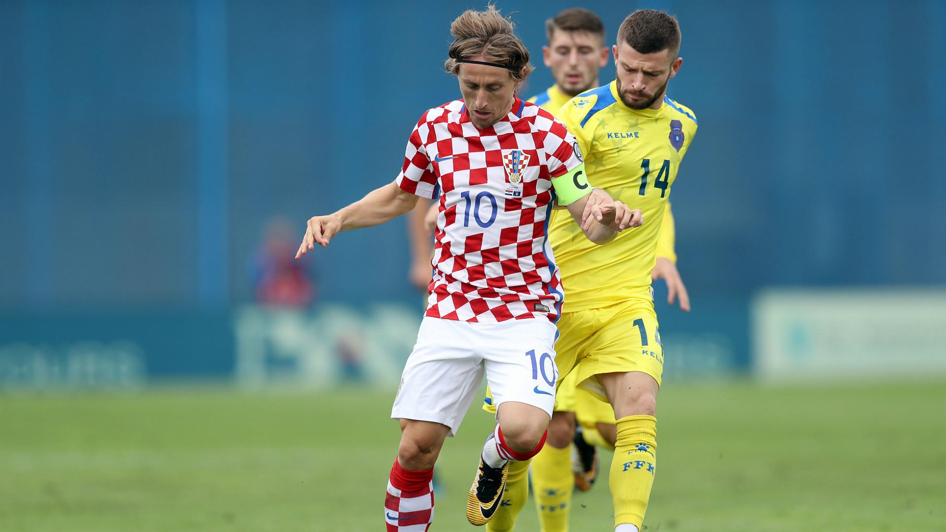 Croacia le gana 1-0 a Kosovo en eliminatorias