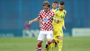 Luka Modric Croatia Kosovo