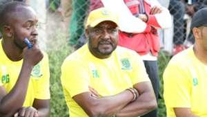 Mathare United coach Francis Kimanzi.
