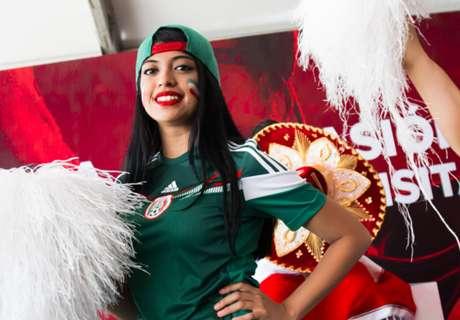 【動画】ワールドカップ・トロフィーツアーはメキシコへ…「バブル・フットボール」も開催